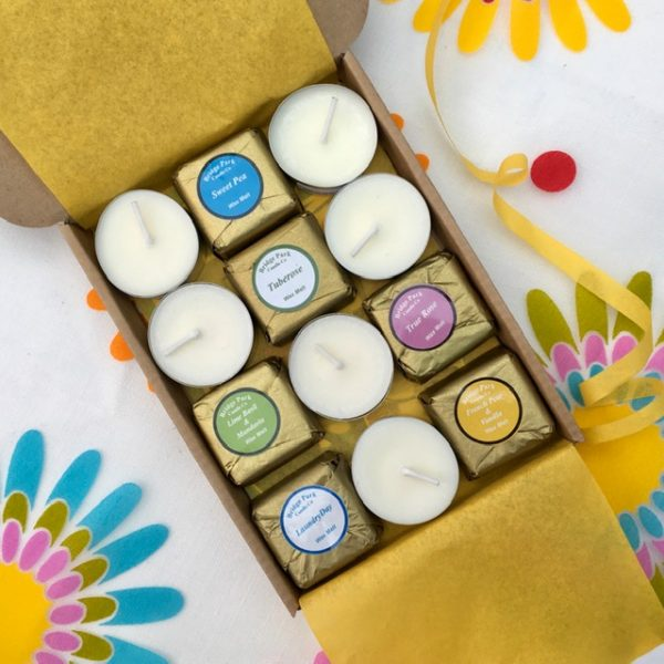 Melt & Tea Light Fragrance Collection